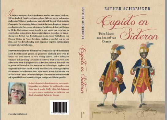 Cupido en Sideron Cover 30-8-2017