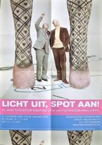 Licht uit Spot aan poster