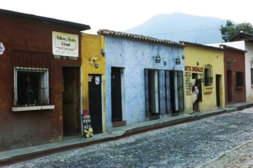 Guatemala Antigua 2002 foto Esther Schreuder (c)