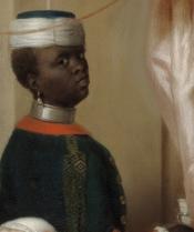 Philip van Dijck Fam. Friesheim detail jongen met slavenband coll Centraal Museum Utrecht