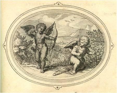 Otto van Veen 1608 in Amorum Emblemata