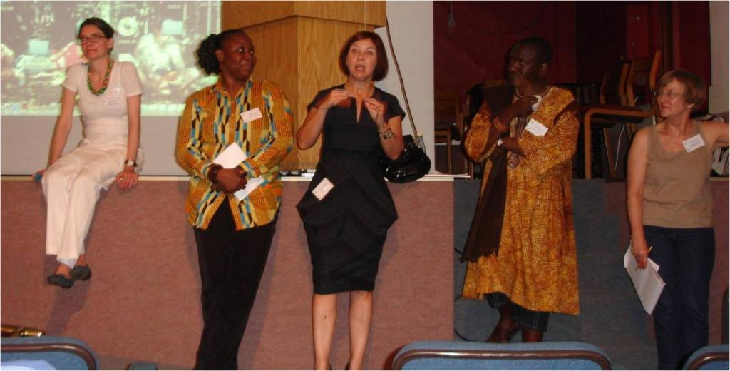 Conference Other views Art History in (South) Africa and the Global South foto Esther Schreuder