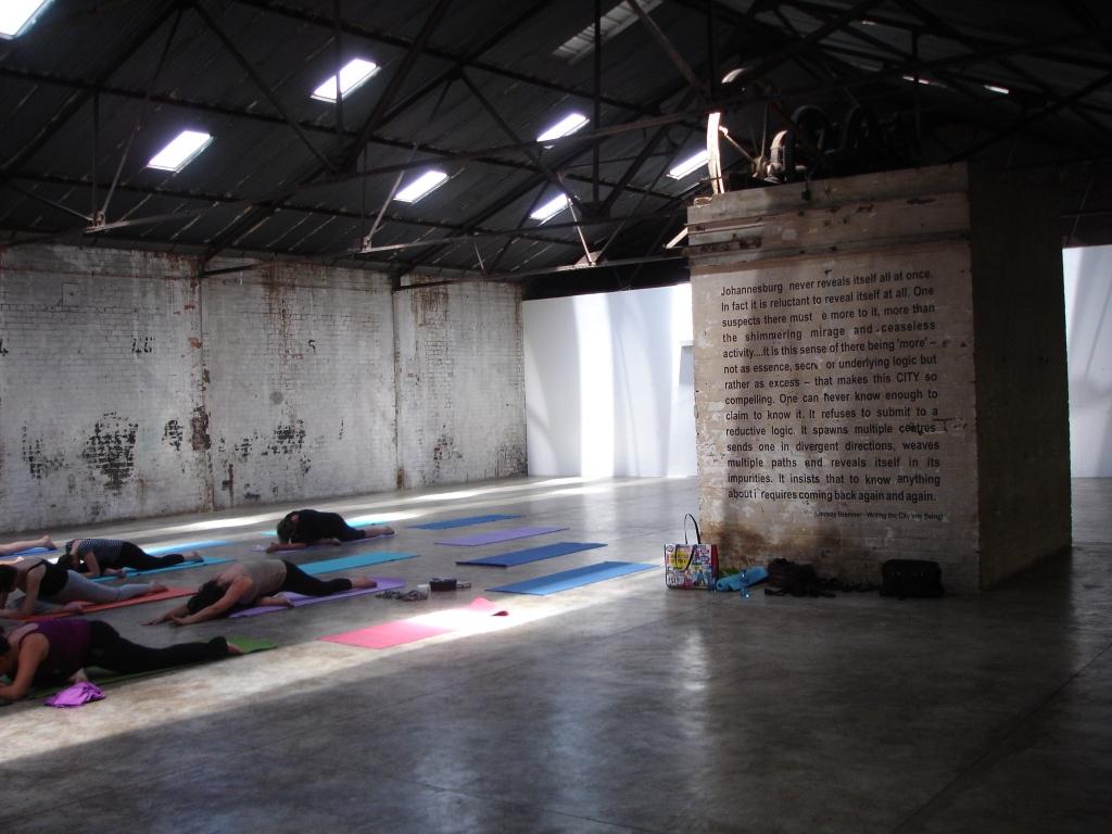 Arts on main open space Johannesburg foto Esther Schreuder (c)
