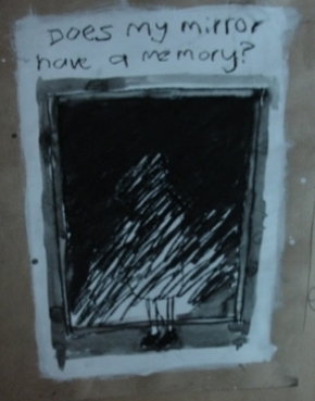 Does my mirror have a memory Johanneburg foto Esther Schreuder