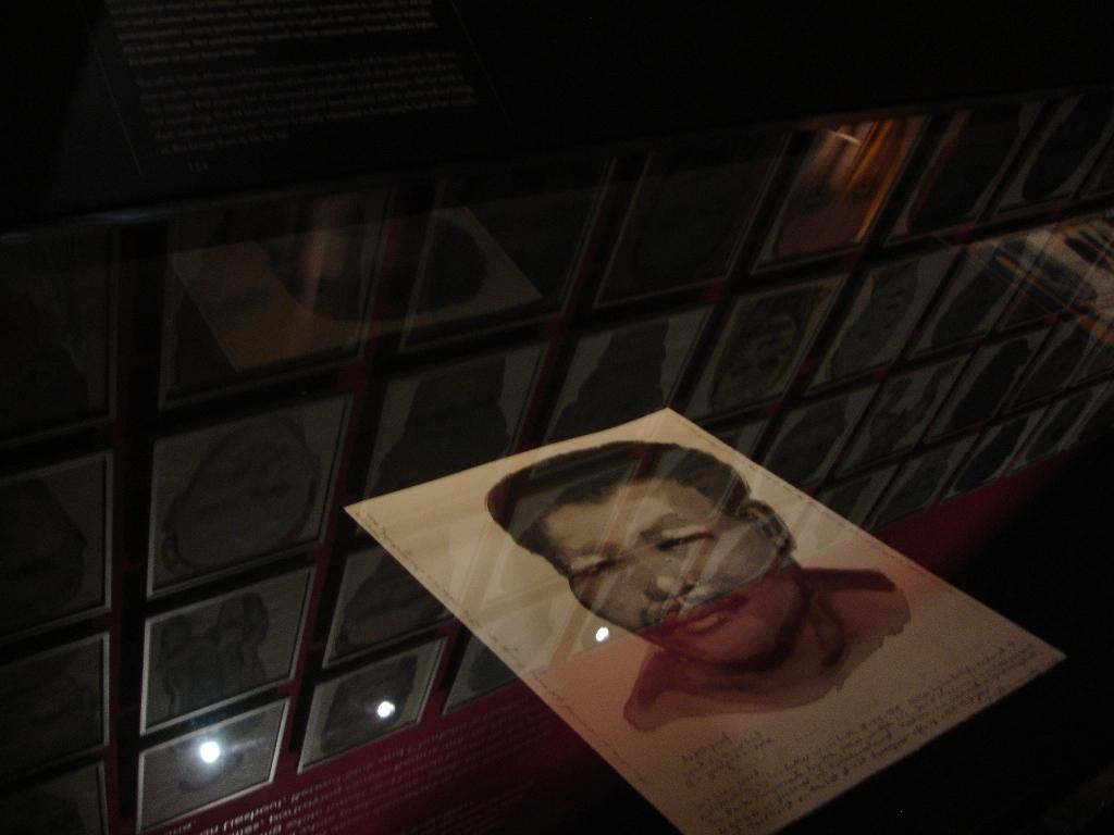 Marlene Dumas, Mandela foto Esther Schreuder