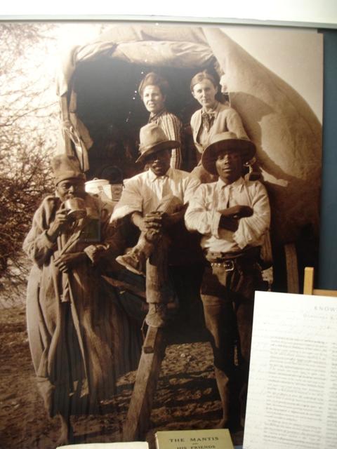 Cape Town Kaapstad Cave Art exhibition foto Esther Schreuder (c)