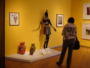 Global Africa project overview room MAD Museum New York 2011 foto Esther Schreuder
