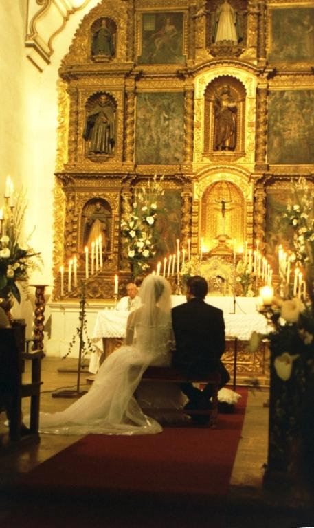 Huwelijk Joachim (my brother) december 2002 Guatemala San Juan Del Obispo foto Esther Schreuder (C)