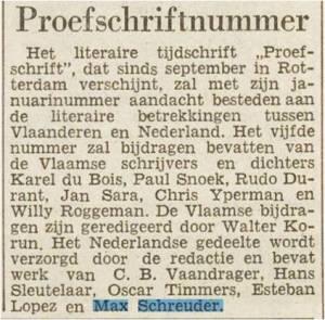 Max Schreuder Proefschrift