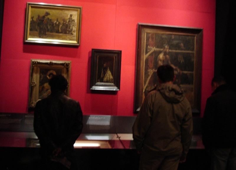 Exhibition Black is beautiful Rubens to Dumas in 2008 in de Nieuwe Kerk Amsterdam