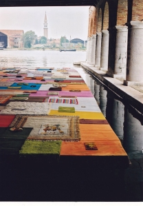 Venetië Biennale 1999 foto Esther Schreuder (c)