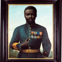 From the Black is beautiful catalogue: African - Dutch 'heroes'