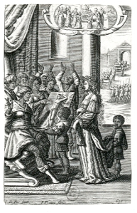 Crispin de Passe II Bernard Picart Chariclea