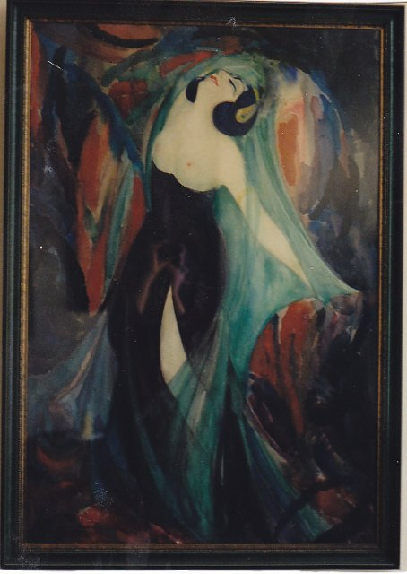 Harmen Meurs Salome 1919 prive collectie foto Esther Schreuder