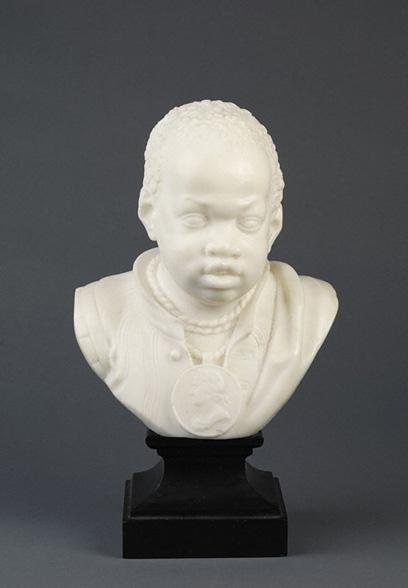 Jan Claudius de Cock Bust of a Boy V & A