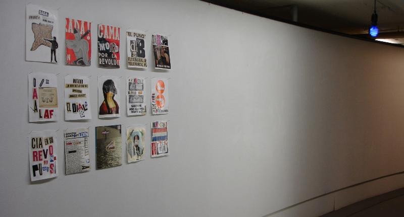 Kurt Nahar tentoonstelling Galerie 23 Amsterdam foto Esther Schreuder (c)