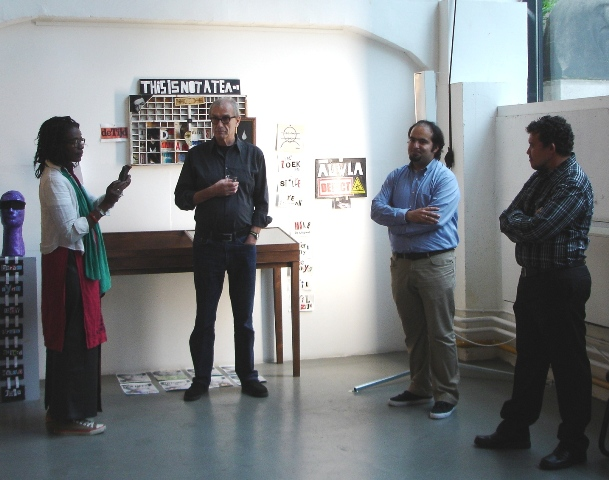 Opening Kurt Nahar Galerie 23 Foto Esther Schreuder (c)