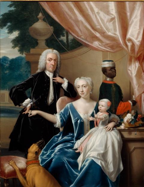 Philip Van Dijk familie Friesheim