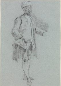 Hendrik Pothoven Cupido of Cedron collectie Boymans van Beuningen