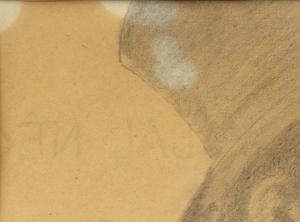 John Raedecker Bal Negre detail