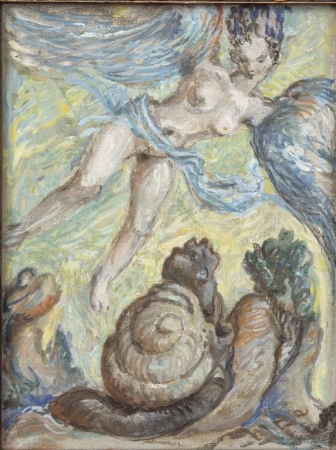 Charles Roelofsz Fantastische voorstelling 1930