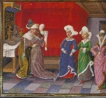 Evert van Souldenbalch hooglied bible Oostenrijkse National Bibliothek coll