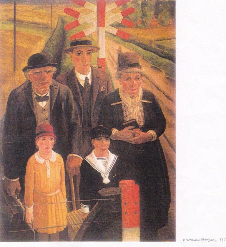 Treinovergang 1929 Harmen Meurs