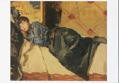 Slapende vrouw Isaac Israels Centraal Museum Utrecht