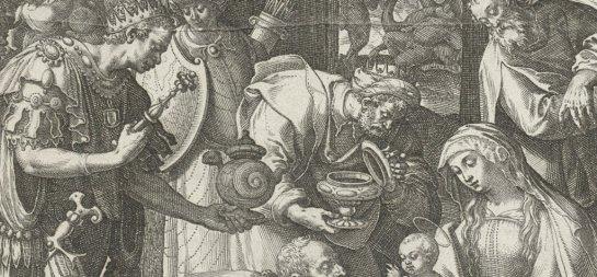 Johann Sadeler I 1585 Rijksmuseum Amsterdam detail