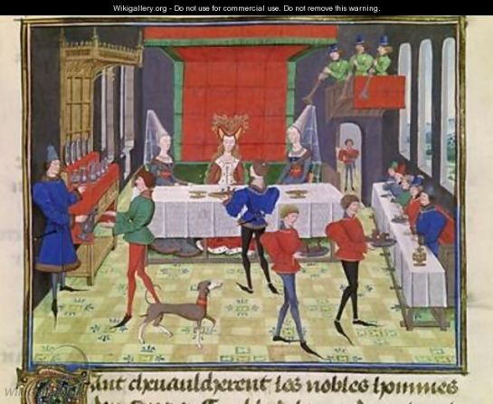 Liedet_The-Marriage-of-Renaud-of-Montauban-and-Clarisse Wiki pedia