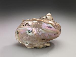 Truboschelp te zien in het Amsterdam Museum