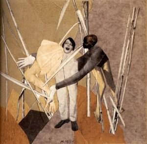 Afrika in het onderbewuste van de Europese en Nederlandse kunst / Africa in the subconscious of European Art