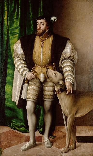 Jakob Seisenegger Charles V
