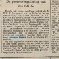 Kunst en politiek 1933-1934: De Onafhankelijken en het Stedelijk Museum (1)