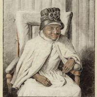 Wie weet er meer over het leven van Susanna Dumion? Geboren in Suriname 1713, gestorven in Haarlem in 1818