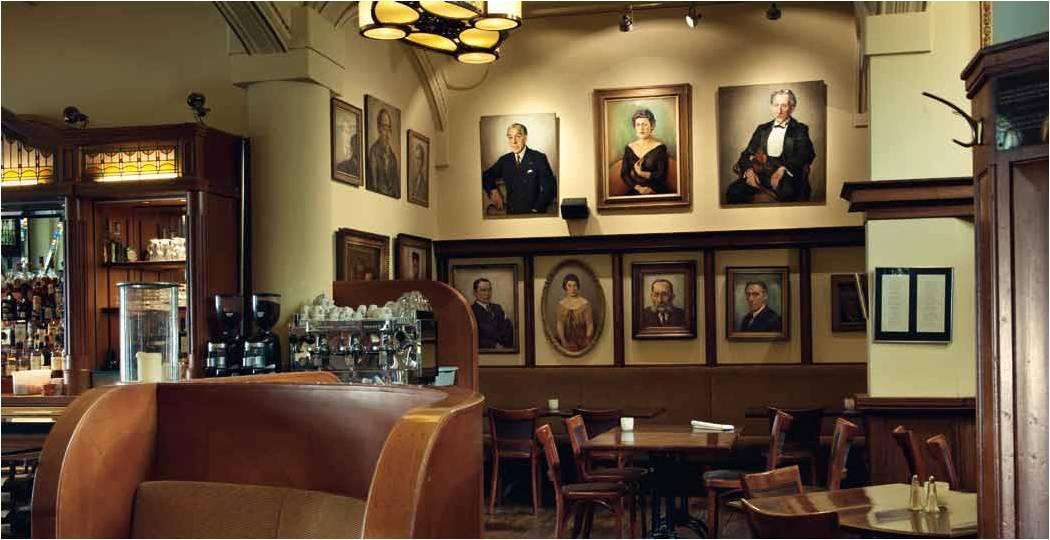 Brasserie Schiller foto Monica Schokkenbroek