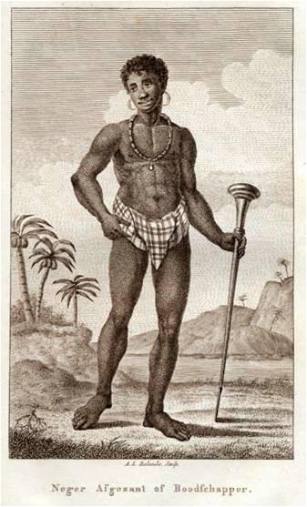 Abraham Lion ZeelanderNegro envoy 1817 –1818