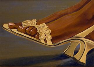 Ina van Zyl voeten