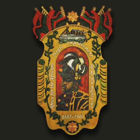 Marcus Garvey, 2007/2008 collectie kunstenaar