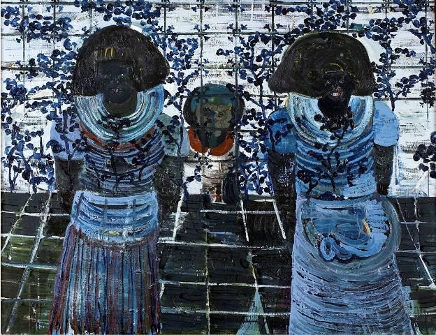 Natasja Kensmil, untitled,1999 collectie Nederlandse Bank