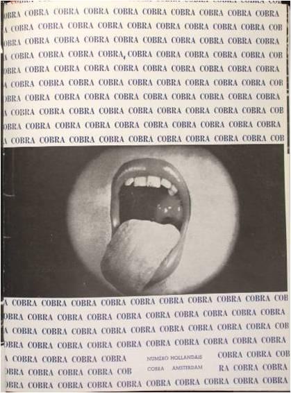 Cobra magazine nr 4 collectie Ambassade Hotel