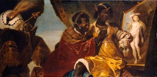 026 Karel van Mander III Persina en Hydaspes