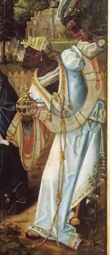 Koning Brugge detail koning