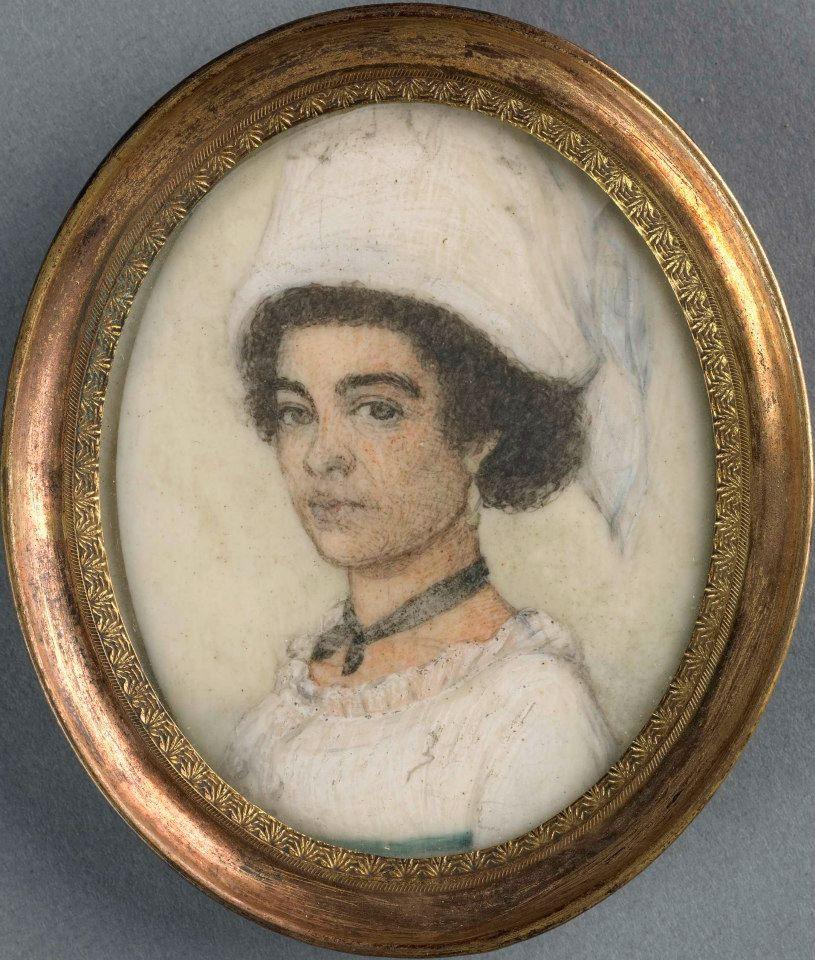 Surinaams meisje collectie Rijksmuseum