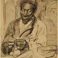 Adolf Boutar: A Nineteenth Century Black model in The Hague