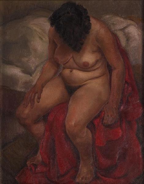 Eenzaam 1936, Harmen Meurs coll Museum Arnhem
