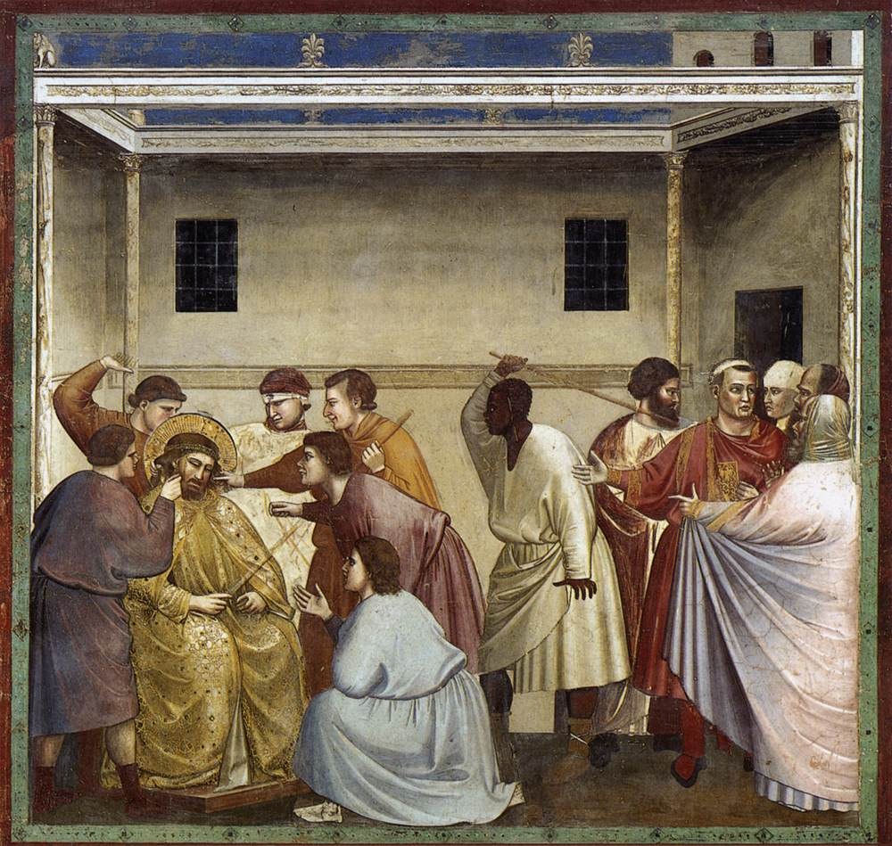 giotto-di-bondone-no.-33-scenes-from-the-life-of-christ-17.-flagellation