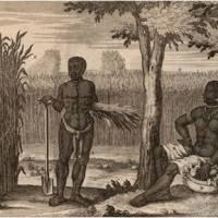 Het Bonaire slaven inventarisatieboek: namen van mensen, hun ouders en hun leeftijden