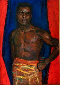 094 Neger portret DEF