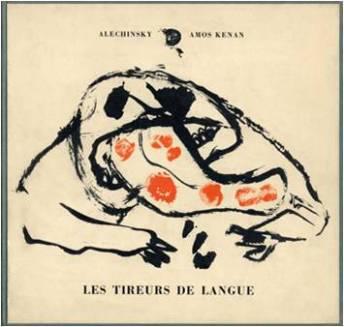 Tireurs de langue Alechinsky